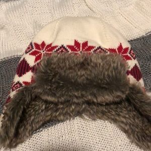 Janie and jack 12-24 winter hat.